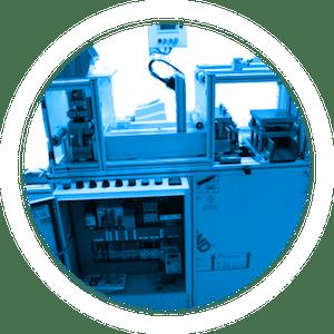 Icon Kundenspezifische Maschine